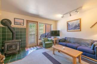 Donner Ski Ranch Condominium #206