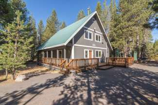 Soda Springs Cabin