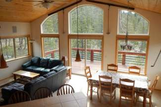 Alpine Retreat – Summer Only