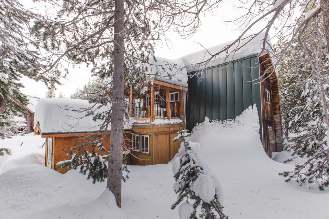 Calder Cabin