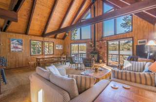 Donner Summit Rentals Serene Lakes Soda Springs And