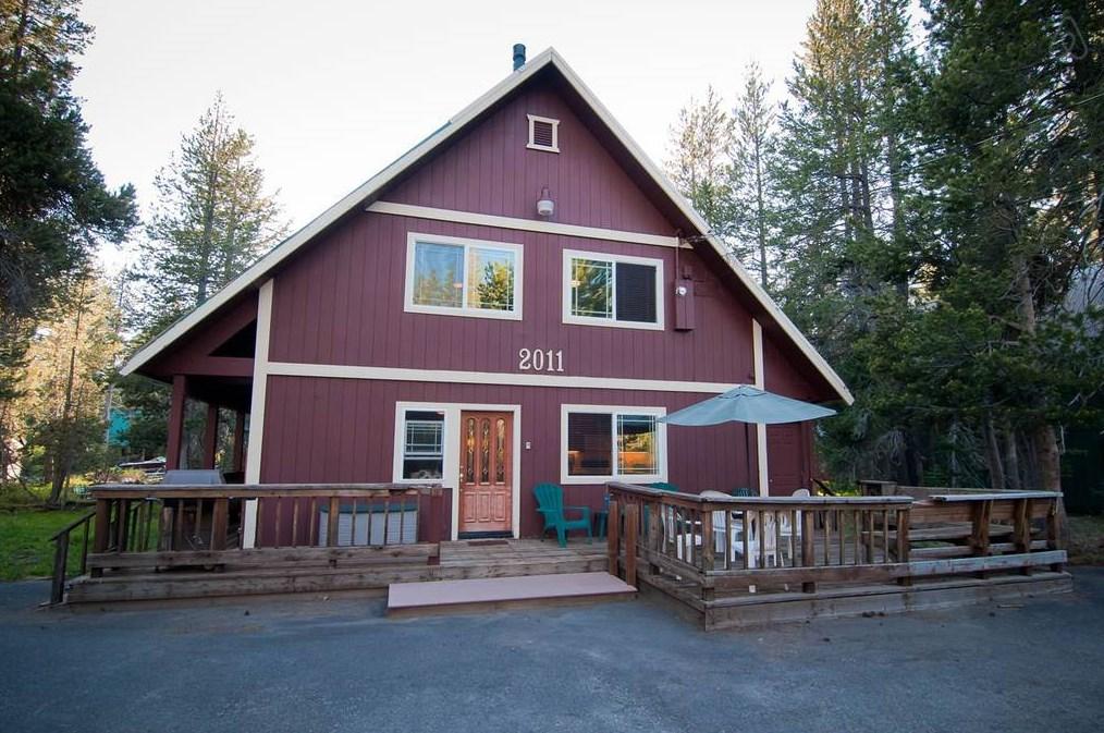soda springs cabin donner summit rentals